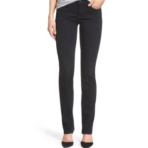 PAIGE Skyline Straight Leg  Eris Wash Jeans